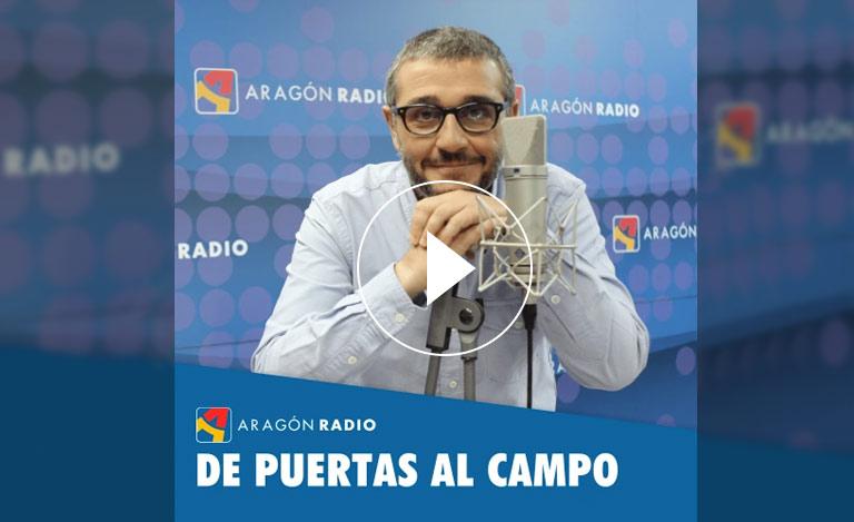 Hablamos en Aragón Radio sobre la concesión del sello C'alial a nuestro Arroz de Valareña